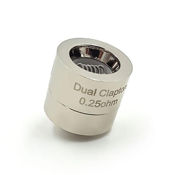 Wax & Dry Herb Vaporizers - Vivant - DAbOX 0.25Ohm Dual Clapton Coil