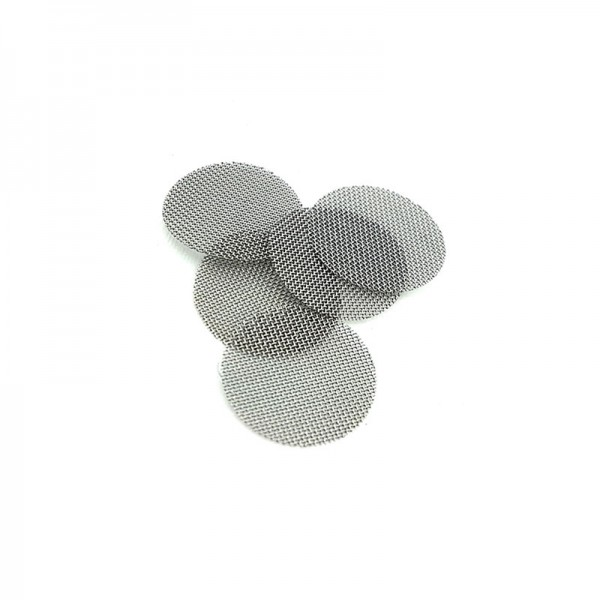 Herb Vaporizers - Vivant - Alternate Stainless Steel Mesh 50 (For top cap) - 5pcs