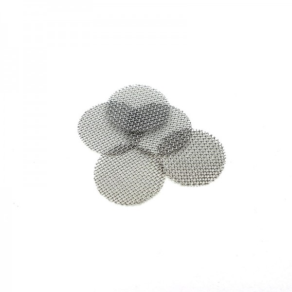 Wax & Dry Herb Vaporizers - Vivant - Alternate Stainless Steel Mesh 50 (For Chamber) - 5pcs