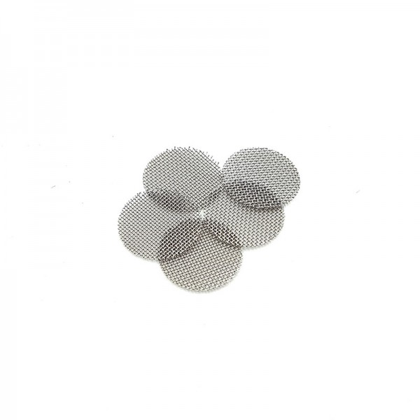 Wax & Dry Herb Vaporizers - Vivant - Alternate Stainless Steel Mesh 200 (For top cap) - 5pcs