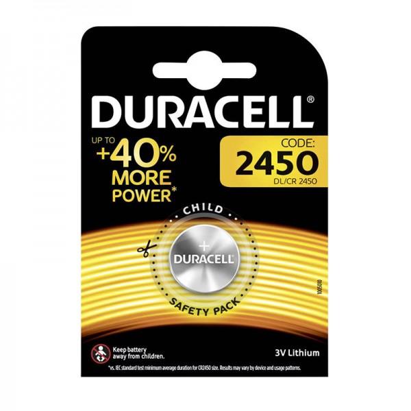 Bulk Products - Duracell CR2450 3V