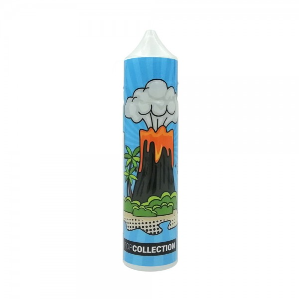 POP Collection Shake & Vape - Smokey Island - POP Collection SNV 20ml/60ml
