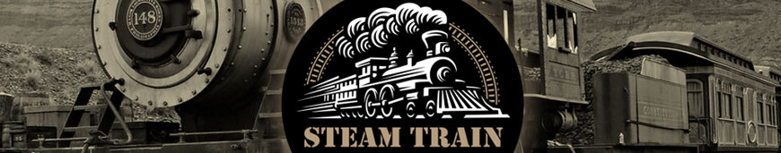Steam Train Shake & Vape